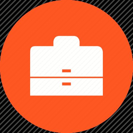 Bag, baggage, briefcase, case, luggage, travel icon - Download on Iconfinder