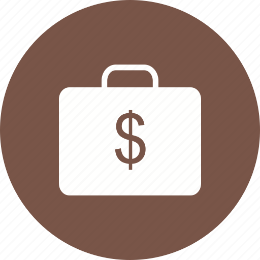 Bank, briefcase, currency, million, money, suitcase, wealth icon - Download on Iconfinder