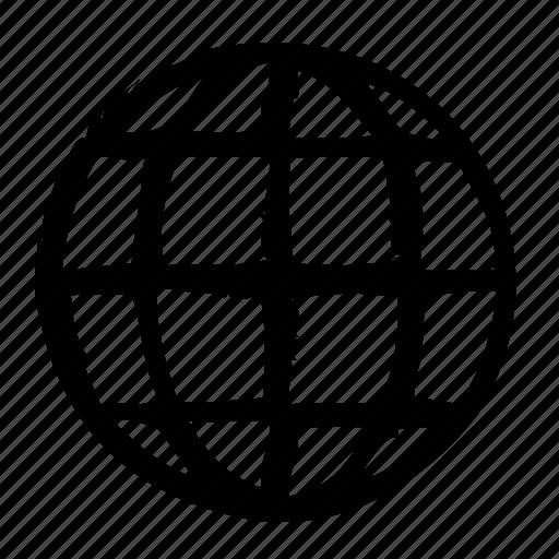 agency, business, global, seo, work icon