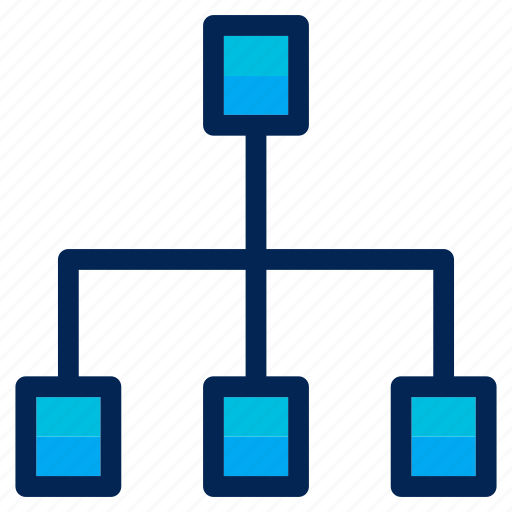 business, computer, connect, connected, management, office, seo icon
