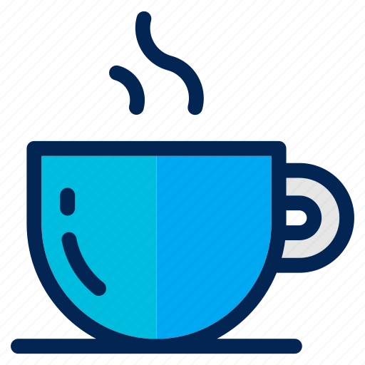 coffee, cup, drink, hot, meeting, relax, tea icon