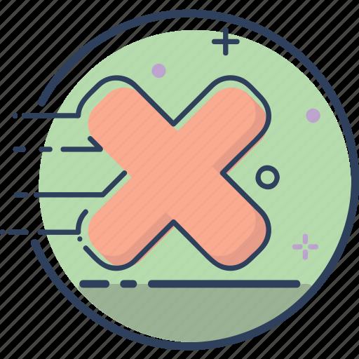 cancel, close, delete, false, remove, wrong, wrong icon icon