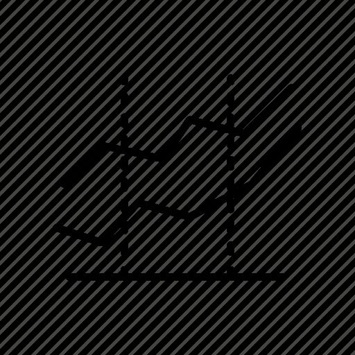 bar graph, data, graph, graphs, statistics, stats icon