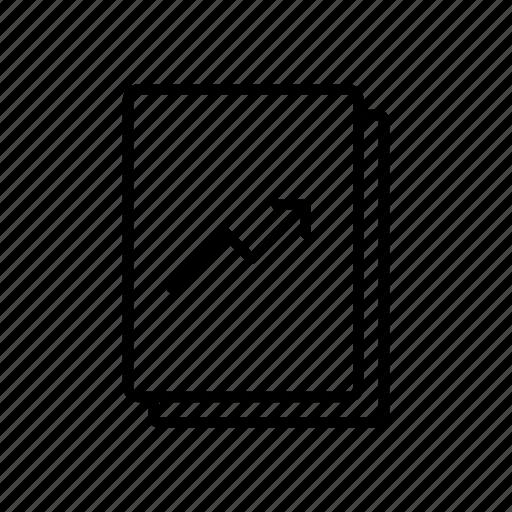 analytics report, black report, good report, nice analytics, page, report, well report icon