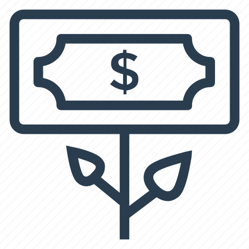 earning, expenses, finance, income, investment, payment, profit icon
