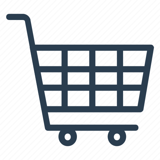 cart, commerce, delivery, groceries, sale, shopping, trolley icon