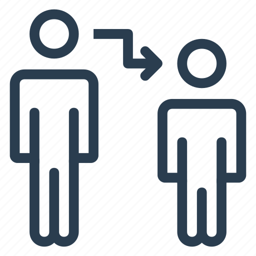 business, communication, group, meeting, people, team, users icon