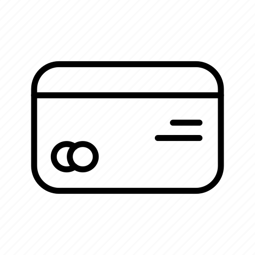 bank, business, card icon