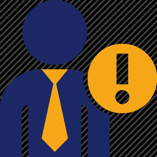 avatar, business, interrogant, man, user icon