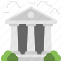 bank, bank architecture, bank building, bank exterior, stock exchange icon