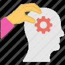 mental modification, mind improvement, mind making, performance handling, talent management icon