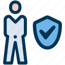 business, protection, security icon