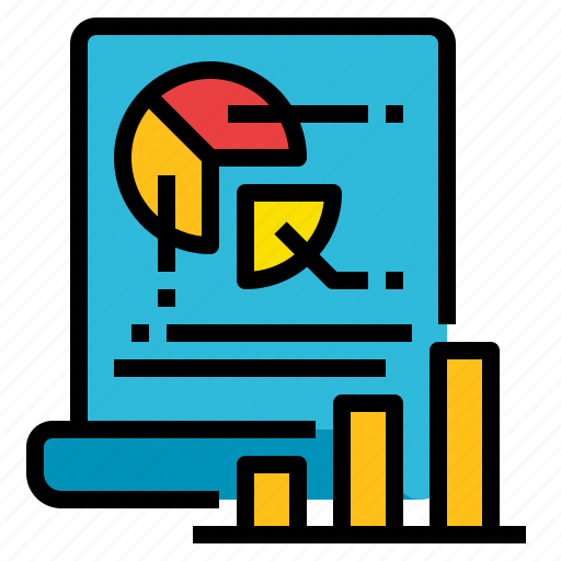 Business, chart, graph, report icon - Download on Iconfinder