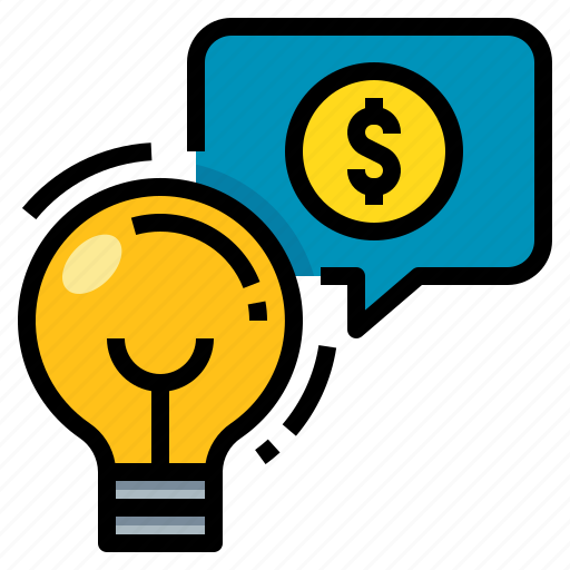 creative, idea, question, thinking icon