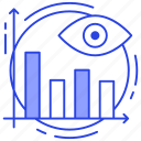 bar chart, business analytics, data visualization, graphical representation, infographic icon