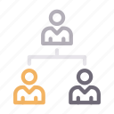 connection, employees, group, team, users