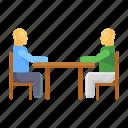 business, meeting, business meeting, business conversation, business talk, business negotiation, business discussion
