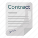 contract, business contract, agreement, business terms, official contract