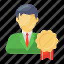 employee, award, best employee, employee award, employee reward, employee achievement, executive employee