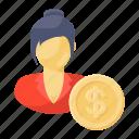 female, investor, businesswoman, business lady, corporate lady, businessperson, female entrepreneur