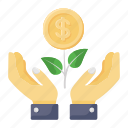 financial, care, money growth, financial growth, investment growth, dollar plant, capital growth