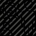 bankers, investors, lenders, sponsors, stockholders icon