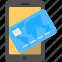digital banking, internet banking, mobile banking, online banking app, personal banking icon