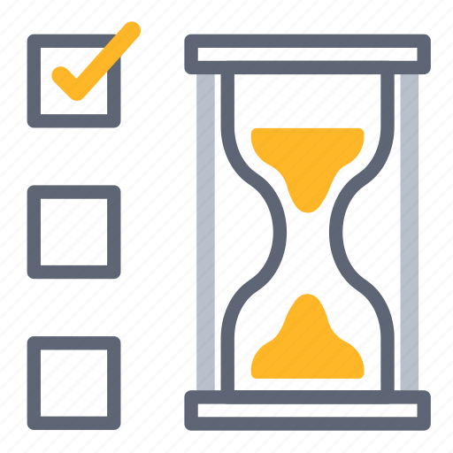 business, management, priority, task, time icon