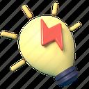 idea, bulb, light, creativity, innovation
