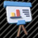 presentation, chart, graph, business