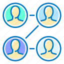 business, company, structure, avatar