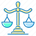 jurisprudence, scales, law, justice