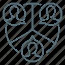 skills, team, avatar, diagram
