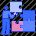 business, solution, concept, success, strategy, idea, puzzle