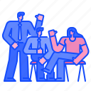meeting, business, teamwork, office, corporate, communication, conference