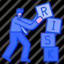 risk, business, finance, solution, strategy, businessman, management