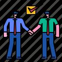 deal, cooperation, agreement, businessman, handshake, partnership, teamwork