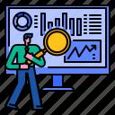 market, analytics, data, marketing, graph, chart, analysis