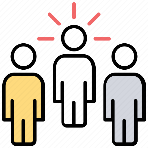 Administration, group of people, leadership, management, organization icon - Download on Iconfinder
