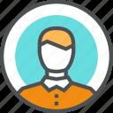 account, avatar, client, man, person, photo, profile, user icon