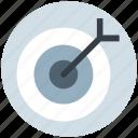 aim, ambition, arrow, business goal, dartboard, goal, target