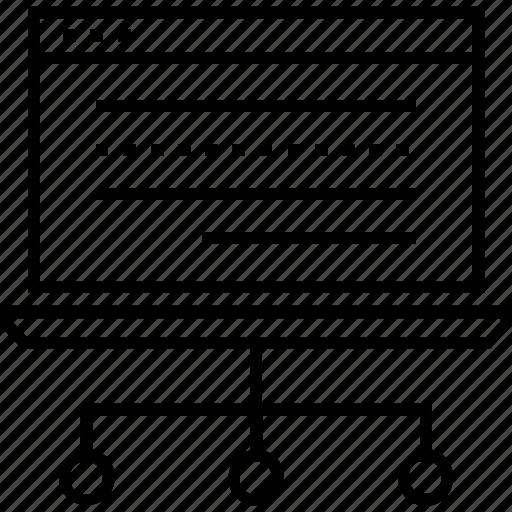 algorithm, diagram, flowchart, website algorithm, website chart icon