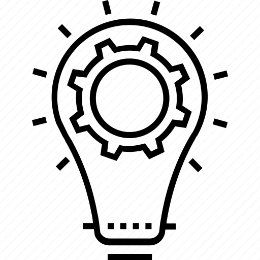 bulb, concept, creative, creativity, idea icon