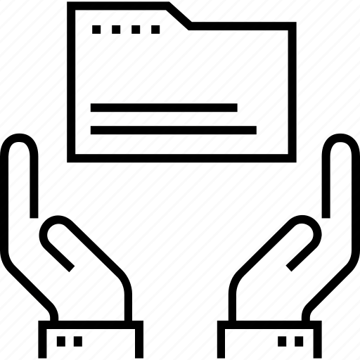 folder, important, most important task, task, urgent icon