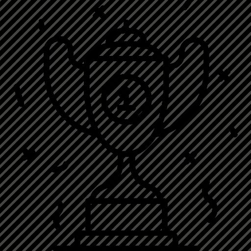 accomplishment, achievement, business goal, success, trade goal icon icon