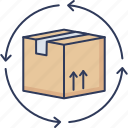 package, delivery, box, parcel