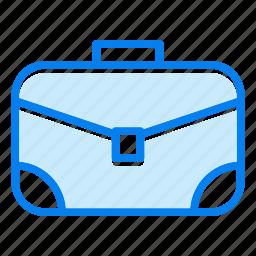 bag, briefcase, finance, job icon