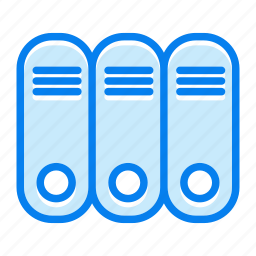 archive, folders, storage icon
