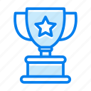 achievement, reward, trophy, winner, winning icon