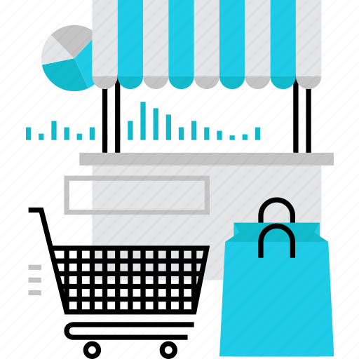 grocery, market, place, purchase, shop, shopping, store icon